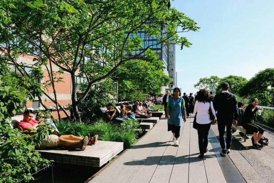 研究:城市自然景觀可改善人體健康