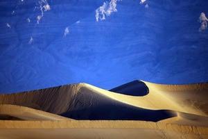 加州死亡谷氣溫破紀錄 高達54.4攝氏度