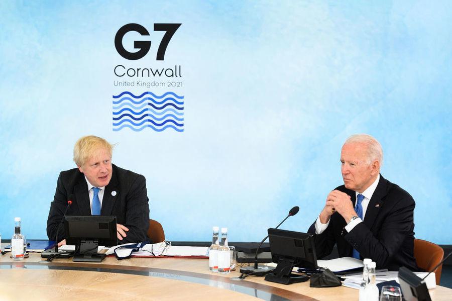 【G7峰會】向中共公開立場 關注港台 促病毒起源調查