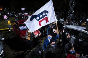 大佈局—民主黨內人士揭費城選舉運作黑幕