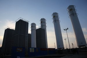 大陸天然氣價一個月暴漲近五成 惹民怨