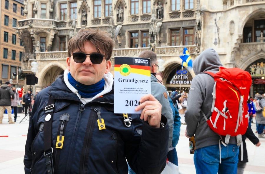 德國前企業家:站出來 保護財產不被獨裁統治