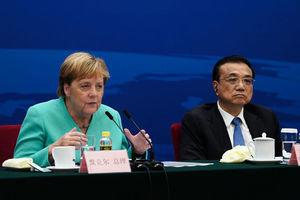 程曉容:默克爾訪華談香港 關鍵點何在