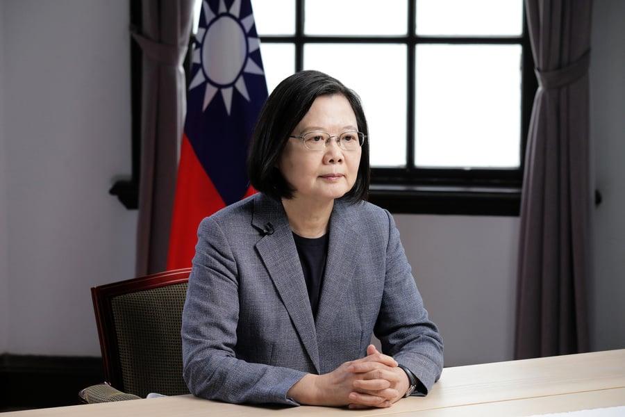 蔡英文指迎合中共台灣將成香港第二 專家贊同