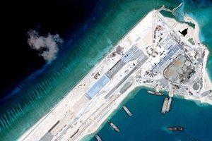 周曉輝:美國不再給中南海留顏面 劍指南海基地