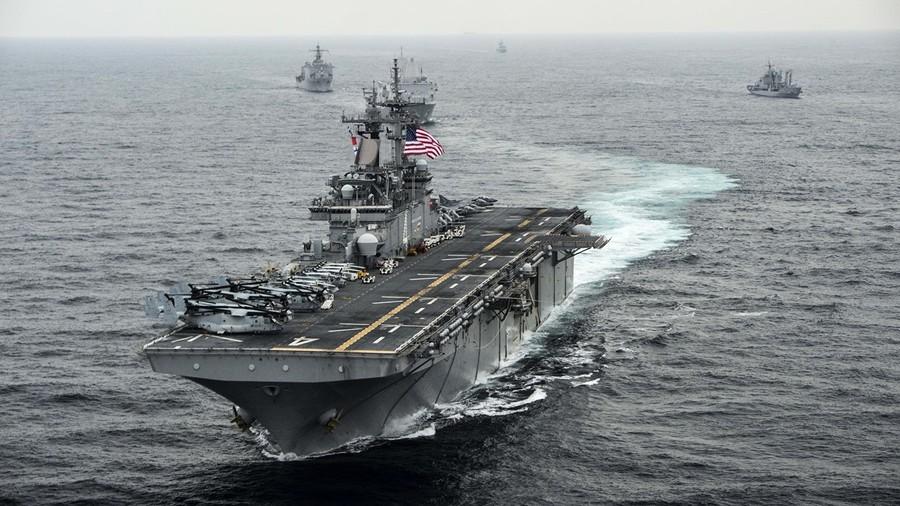 美軍司令:上周或擊落第二架伊朗無人機