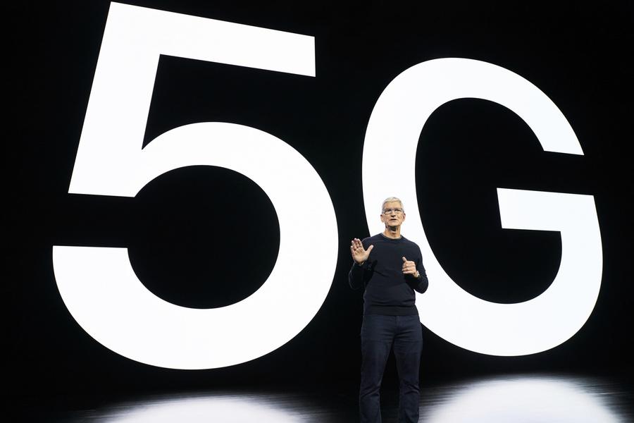 進入新時代 蘋果發佈四種型號5G iPhone 12