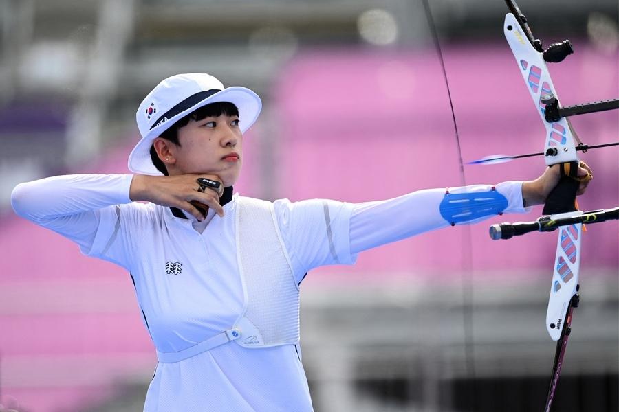 東奧7.31 安山奪3金創歷史 韓國囊括射箭4金有祕訣