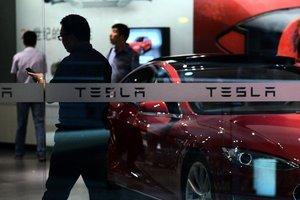 Tesla再受挫 中共機構禁員工買車