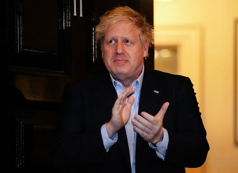 約翰遜進ICU 英外交大臣代持首相職責