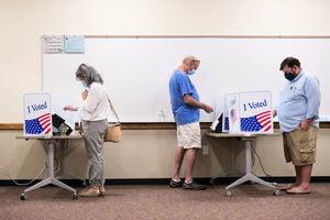 美大選提前投票空前踴躍 票數已破千萬