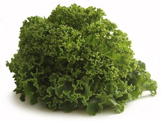 羽衣甘藍(Kale)是非常受歡迎的一種綠葉蔬菜。(Shutterstock)