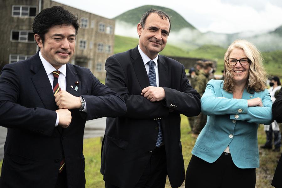 無視北京憤怒 「四方合作」計劃增加新成員