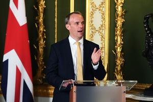 港議員資格被取消 英國政界批中共踐踏民主