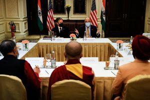 外交過招 布林肯會達賴代表 王毅邀見塔利班
