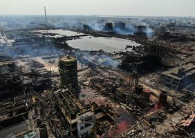 響水大爆炸後被問責不到2年 江蘇副省長再升職