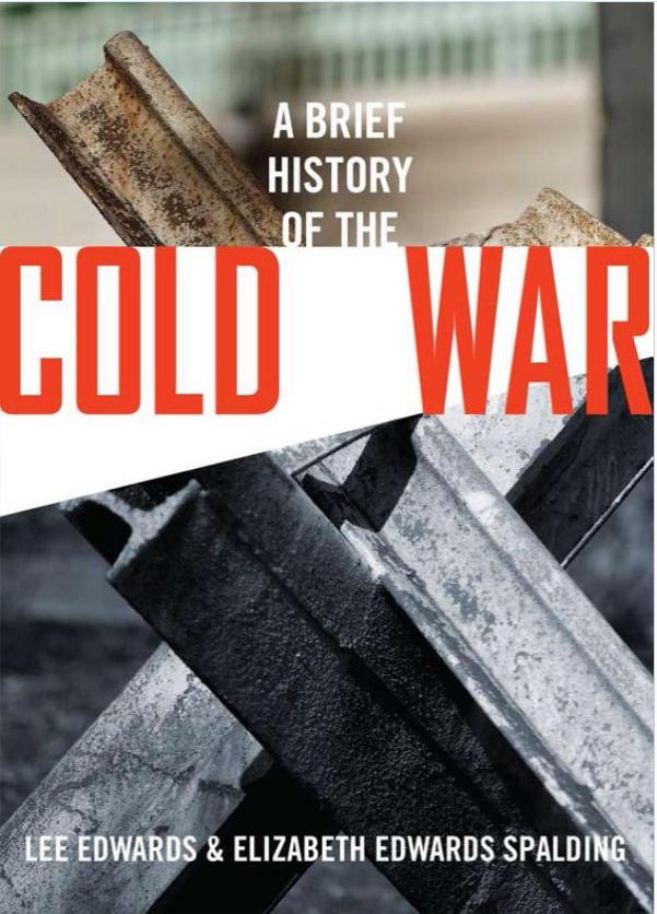 新書《冷戰簡史》封面。(林帆/大紀元)