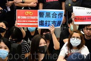 中共在香港邊境駐兵 美國安顧問:並非偶然