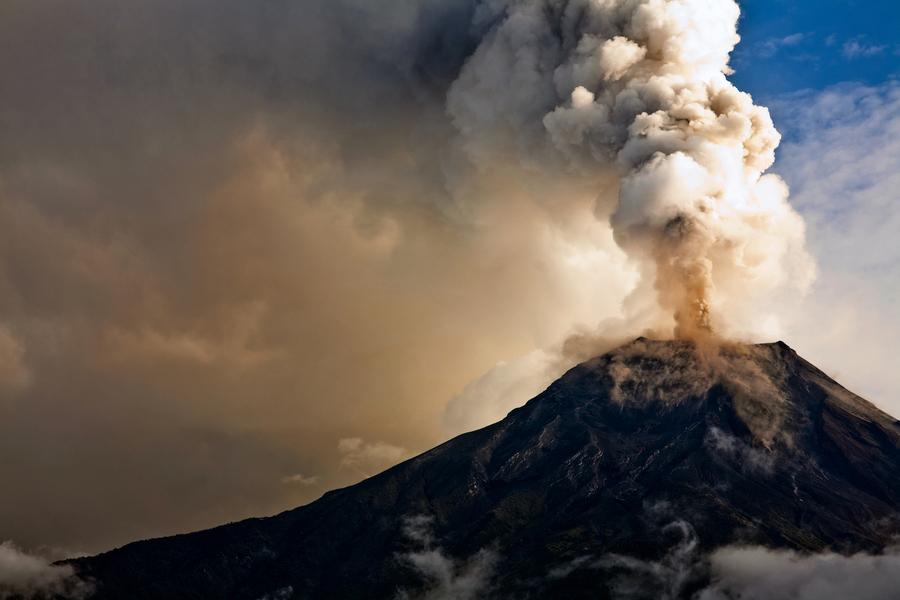 新研發模型:可預測火山爆發時間及地點