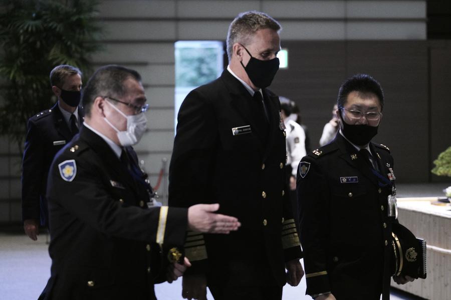 美司令警告中共東風導彈威脅 美需死守關島