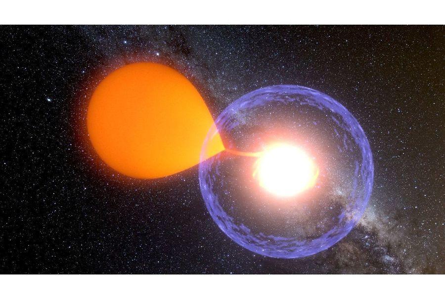 天文學家首次觀測到超新星爆炸全過程