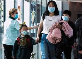 海外中共肺炎疫情升級 三病例未去過中國