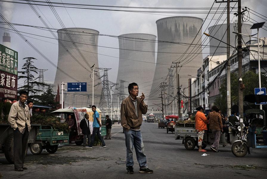 中共國家電網一季度淨利或降為-9.2億