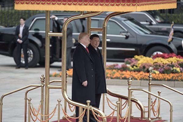 時值中美關係緊張之際,計劃3月26日參加G20影片峰會的美國總統特朗普和中國國家主席習近平也將成為關注焦點。資料照。(Getty Images)