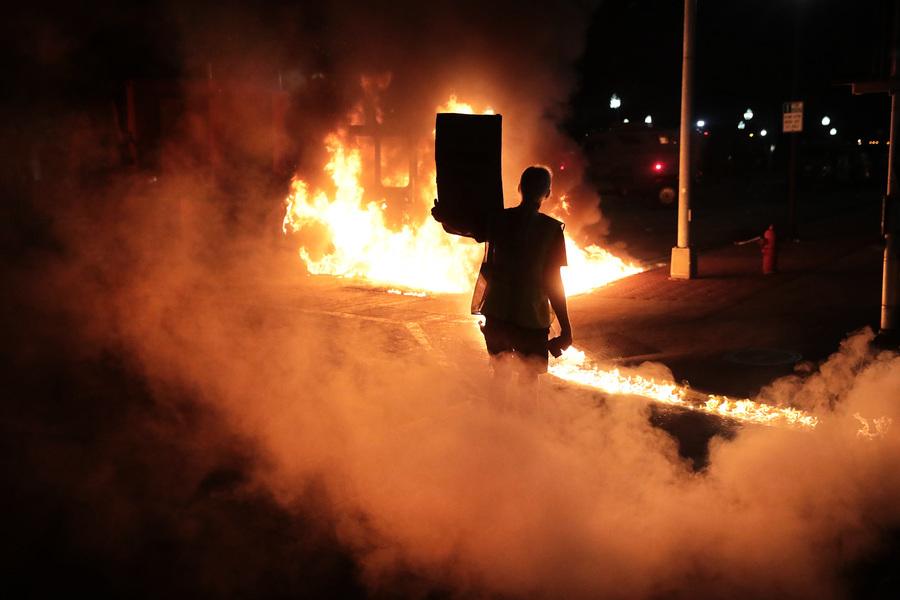 【內幕】親中共社會主義組織支持美國騷亂