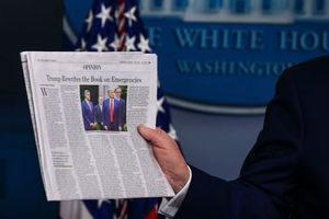 疫情重創地方新聞業 美國議員提議資金援助