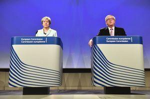 英國脫歐:歷史性協議為貿易談判鋪平道路