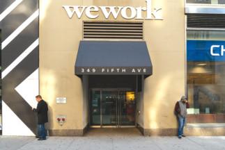 WeWork出售中國業務多數股權 降低風險