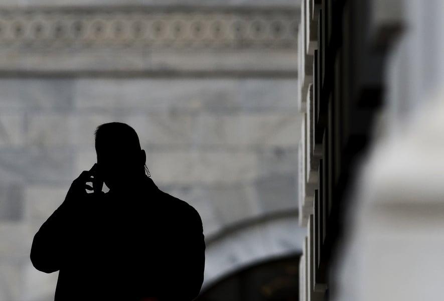 紐約時報指特朗普手機被竊聽 遭特朗普駁斥