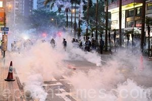 林忌:是誰在香港搞恐怖主義?