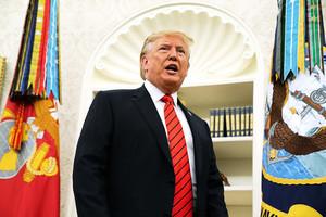 特朗普:民主黨人推動的彈劾調查是「政變」