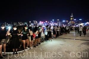 高天韻:「香港之路」呼應歷史 再展抗共決心