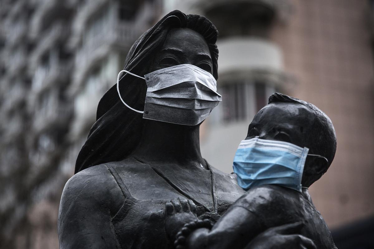 世界衛生組織2020年2月11日表示,中共肺炎疫情對全球構成嚴重威脅。(Stringer/Getty Images)