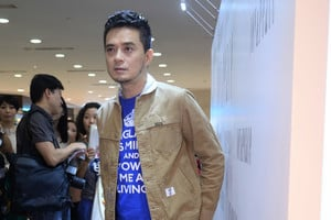 黃耀明與藝文界數百人聯署 抵制港版國安法