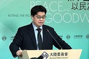 中共致社會動盪 陸委會:台灣將盡力撐港人