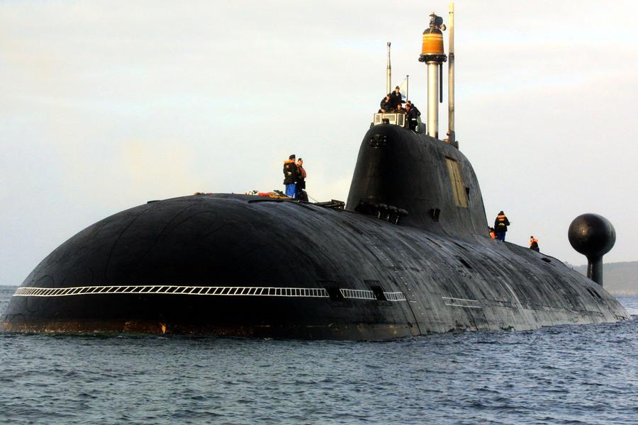 因應中共威脅 印度砸30億美元再租俄核潛艇