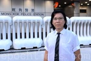 黃國桐律師:每一個抗爭者都有一個故事