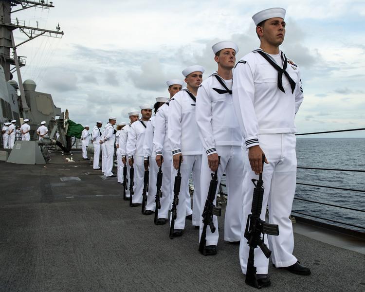 嚇阻中共 學者:美日釋出介入台海戰爭訊號