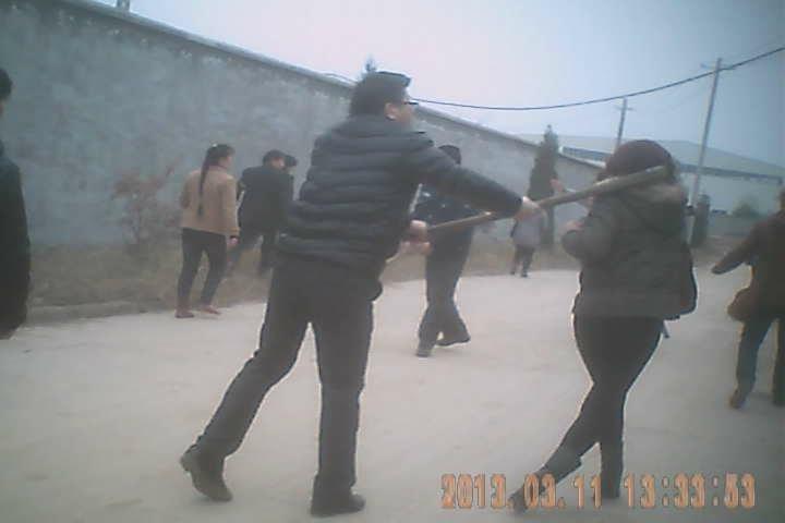 四十六名武漢訪民聯署 控訴中共黑監獄