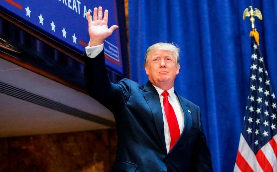 特朗普:應立即執行選民身份法 維護投票尊嚴