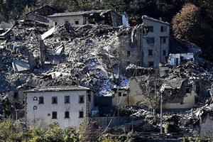 組圖:意大利36年來最強地震 震中城鎮全毀