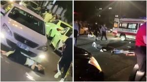 南京男車碾前妻刀捅路人細節曝光 8傷4危重【影片】