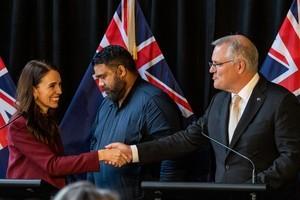澳總理出訪紐西蘭:兩國關係不會受挑撥影響