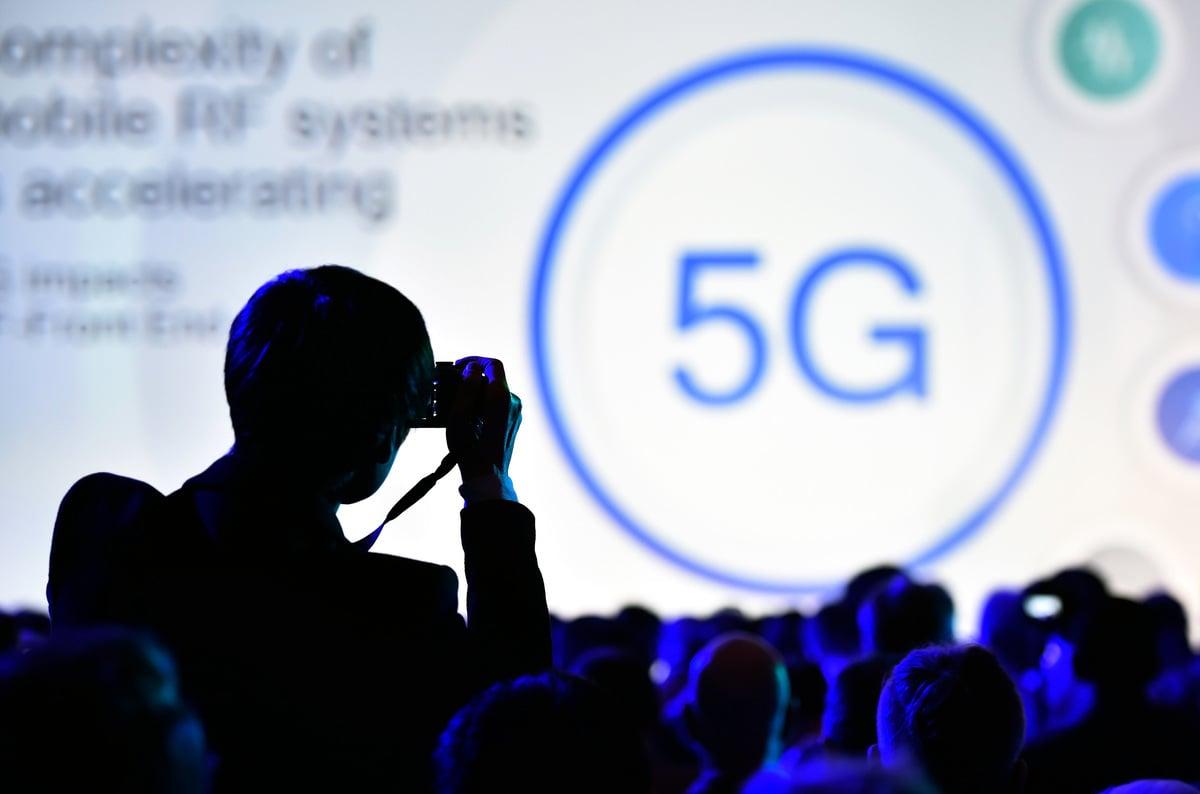 一旦華為涉足加國5G,加拿大將在天線、電線、維護和升級軟件等方方面面依賴華為。(Getty Images)