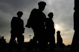 內蒙古警官槍殺兩副局長當局封鎖消息
