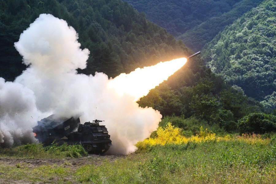 美陸軍展示高機密武器:遠程「無人機」導彈